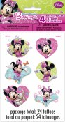 Minnie Mouse Tattoos