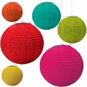 Fiesta Lanterns