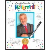 Retirement Autograph Matte