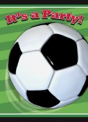Soccer 3d Invites