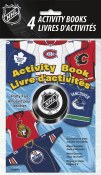 Nhl Activity Books