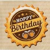Beers & Cheers Beverage Napkin