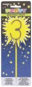 #3 Sparkler Candle