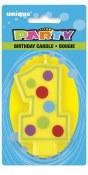 #1 Decorative Candle