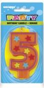 #5 Decorative Candle
