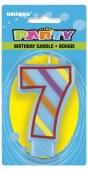 #7 Decorative Candle