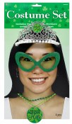 St Patty Costume With Tiara