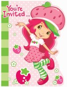 Strawberry Invites