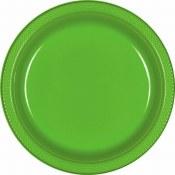 Kiwi Dinner Plastic Plates