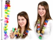 Shooter Cup With Flower Lei