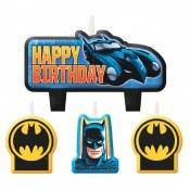 Batman Candles