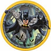 Batman Lunch Plates