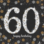 60th Sparkling Tablecover