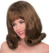 60's Flip Wig Auburn