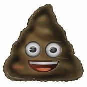 Emoji Poop Giant Foil Balloon