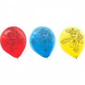 Paw Patrol Latex Balloon