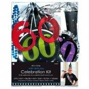 60th Birthday Kit