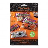 Halloween Treat Bag Kit