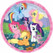 My Little Pony Dinner Plates