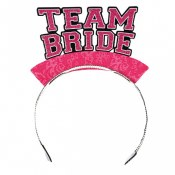 Team Bride Headbands