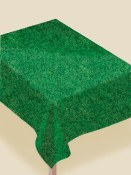 Tee Time Grass Tablecover