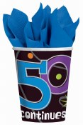 50th Birthday Cups