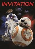 Star Wars Viii Invites