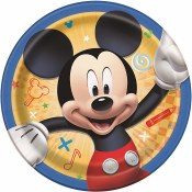 Mickey Mouse Dessert Plates