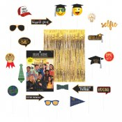 Grad Photo Prop Kit