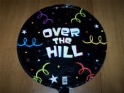 Over The Hill 18 In Foil