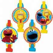 Sesame Blowouts