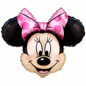 Minnie Head Super Foil