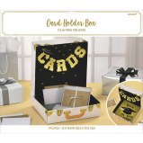 Grad Suitcase Card Holder