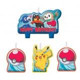 Pokemon Candles