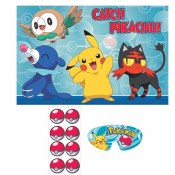 Pikachu Party Game