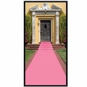 Pink Carpet Runner