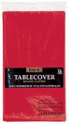 Red Rectangular Tablecover