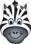 Zebra Head Supershape