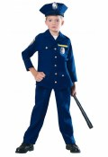 Police Officer Child