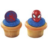 Spiderman Rings
