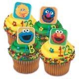 Sesame Street Rings