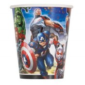 Avengers Paper Cups