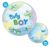 Baby Boy Toy Bubble Balloon