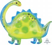 Brontosaurus Supershape Foil