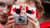 Canada Flag Sunglasses