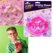 Drinking Eyeglasses