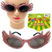 Pink Flame Eyeglasses
