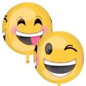 Emoji Orbtz Balloon