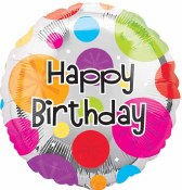 Birthday Foil Balloon