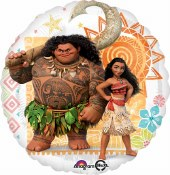 Moana 18in Foil Balloon